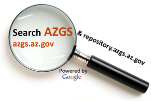 Search AZGS Website