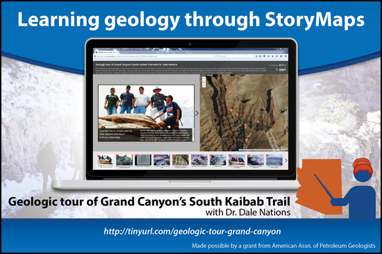 Geologic Tour of the Grand Canyon